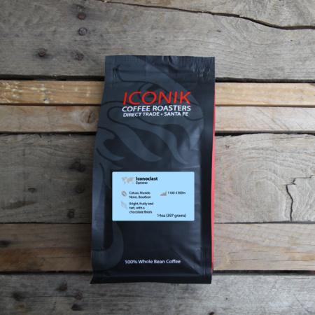 Iconoclast Espresso